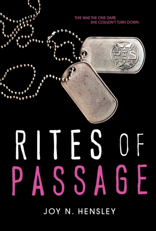 Review: Rites of Passage by Joy N Hensley