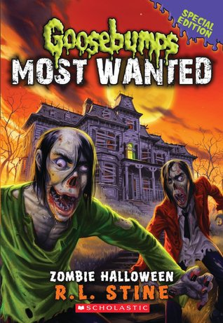 Review: Goosebumps Zombie Halloween by R.L. Stine