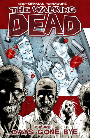 Review: The Walking Dead Vol 01: Days Gone Bye by Robert Kirkman